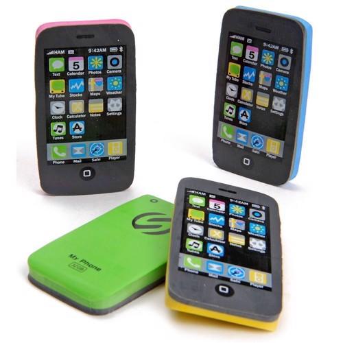 Image of   Smartphone viskelæder