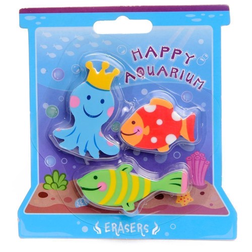 Image of   Akvarie dyr, viskelæder