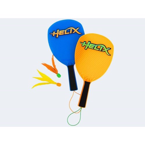 Image of   Helix have tennis med to bat og to bolde