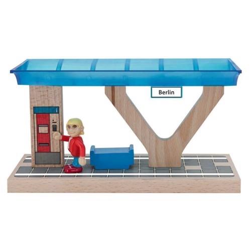 Image of   Eichhorn Togstation - platform