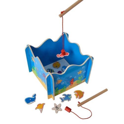 Image of   Eichhorn - Fiske Spil