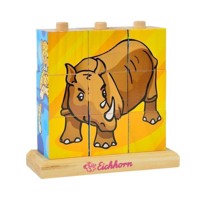 Eichhorn Block Puzzle Animals