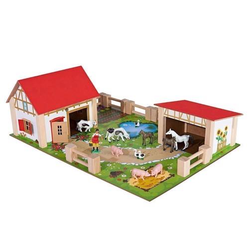 Image of Eichhorn Farm Playset