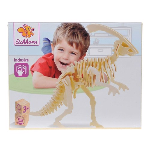 Image of Eichhorn 3D Puzzle Dino (4003046054750)
