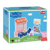 PlayBIG Bloxx Peppa Pig - Cake Shop