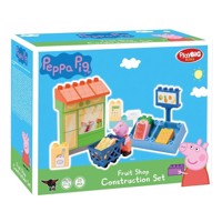 PlayBIG Bloxx Peppa Pig - Fruit Shop