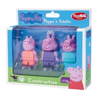 PlayBIG Bloxx Peppa Pig Figures