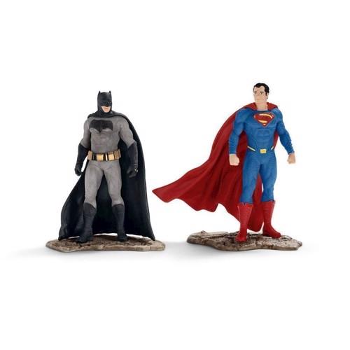 Image of Schleich Batman vs Superman (4005086225299)