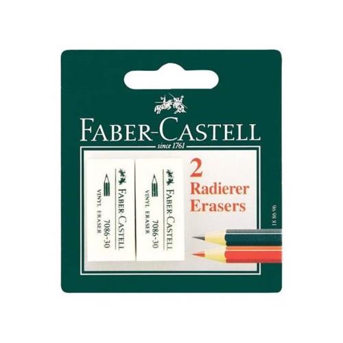 Image of   Faber Castell - Viskelæder 2 stk