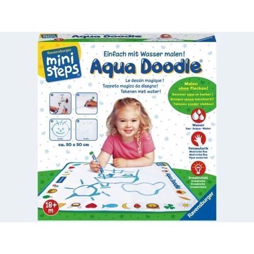 Image of Aqua Doodle 50x50cm måtte, mal med vand (4005556045419)