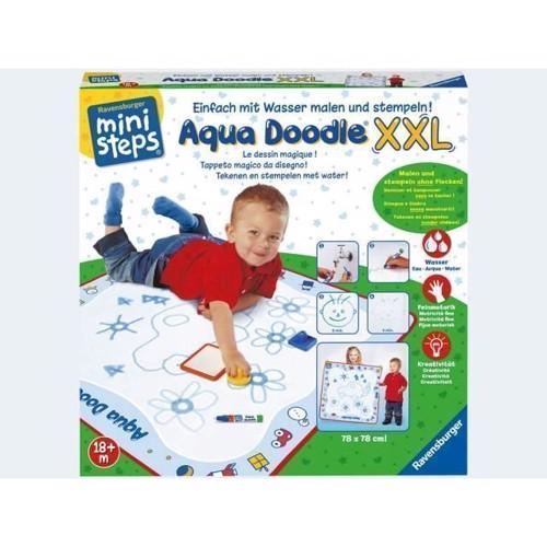 Image of Aqua Doodle XXL måtte 78x78cm, mal med vand (4005556045433)