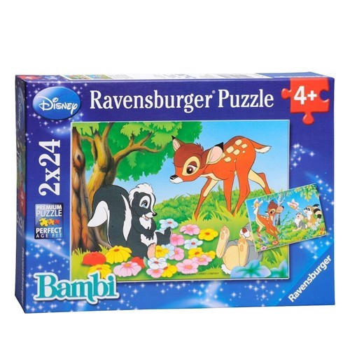 Image of   Ravensburger Bambi and friends