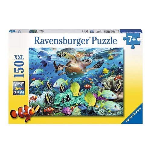 Image of Ravensburger puslespil Underwater paradise, 150st.