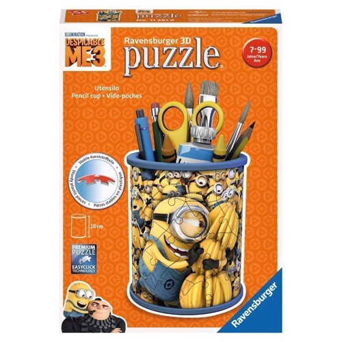 Image of   3D Puzzle Despicable Me 3 - Pencil