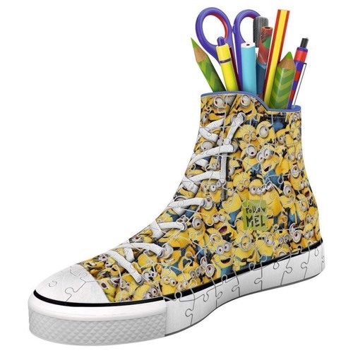 Image of   3D Puzzle Despicable Me 3 - Sneaker
