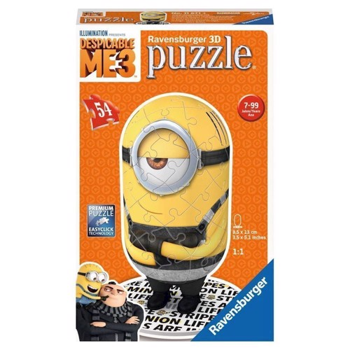 Image of   3D Puzzle Despicable Me 3