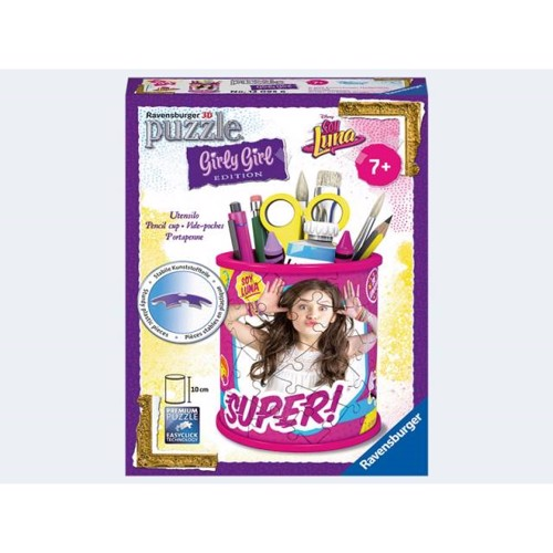Image of   Ravensburger Girly Girl 3D puslespil Soy Luna - Pen Tray