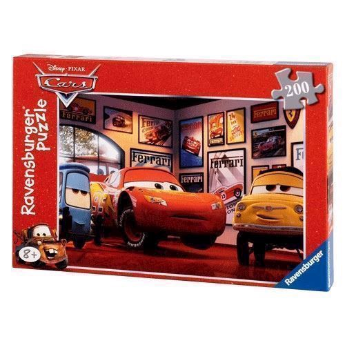Image of   Cars 3 puslespil XXL, 200 brikker