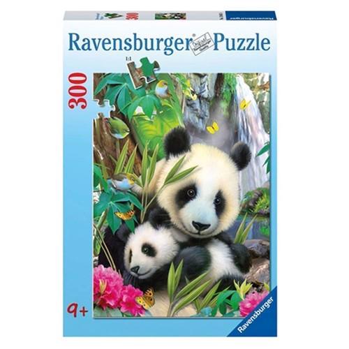 Image of Ravensburger puslespil Dear Panda, 300st.