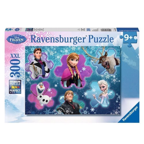 Image of   Ravensburger puslespil Disney Frozen XXL puslespil: the ice Queen, 300st.