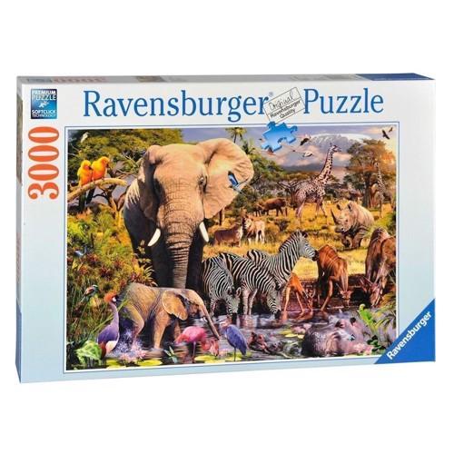 Image of Ravensburger African Animal World (4005556170371)