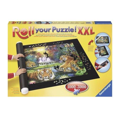 Image of Ravensburger puslespil Roll Your puslespil XXL t/m 3000pcs.