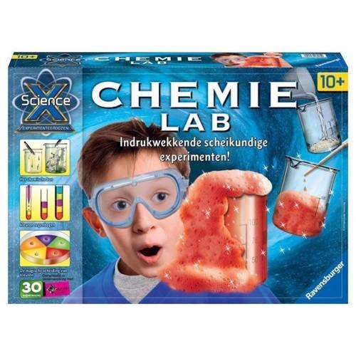 Image of Ravensburger -ScienceX Kemi Laboratorium (4005556189052)