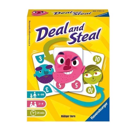 Image of   Ravensburger Deal and Steal