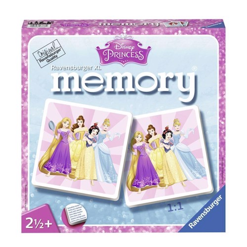 Image of   Ravensburger Disney Princess XL Memory