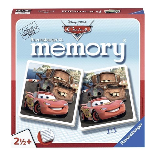 Image of   Ravensburger Cars XL Memory