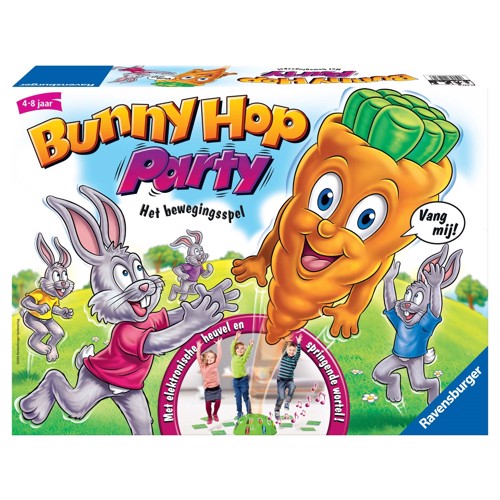 Image of   Ravensburger Bunny Hop Party