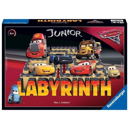 Image of Disney Cars 3 Junior Labyrinth (4005556212736)