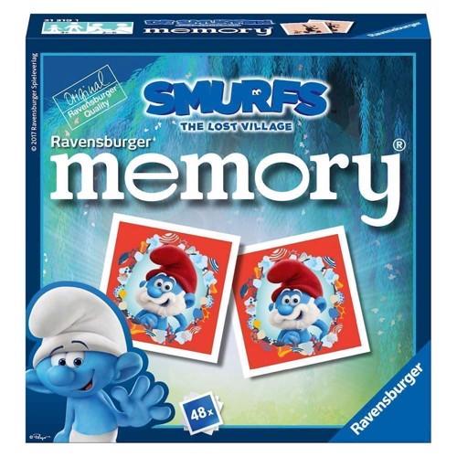 The Smurfs Mini Memory