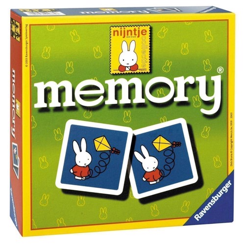 Image of Ravensburger Miffy Memory