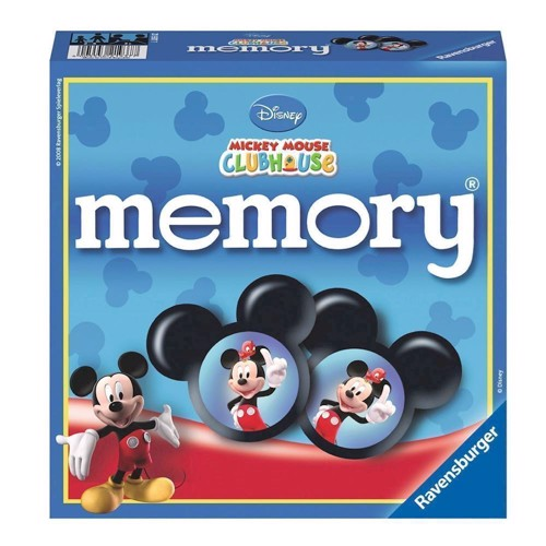 Image of Ravensburger Mickey Mouse Clubhouse Memory