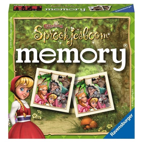 Ravensburger Fairy Tales Tree Mini Memory
