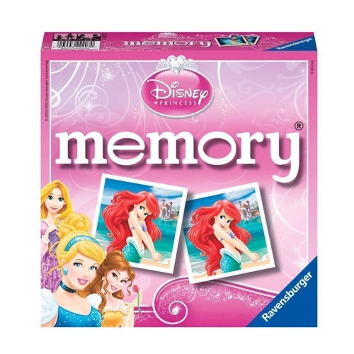 Image of   Ravensburger Disney Princess Memory