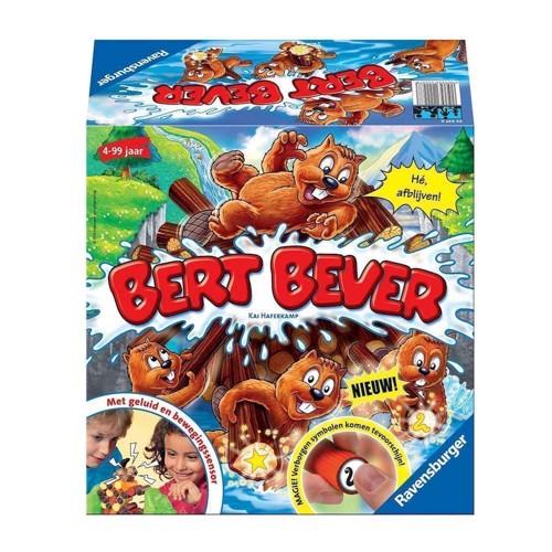 Image of Ravensburger Bert Beaver (4005556222278)