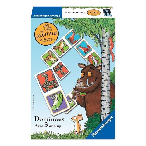 Image of   Ravensburger Gruffalo Domino