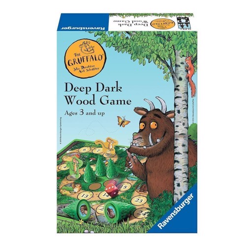 Image of   Ravensburger Gruffalo The Deep Dark Wood Game