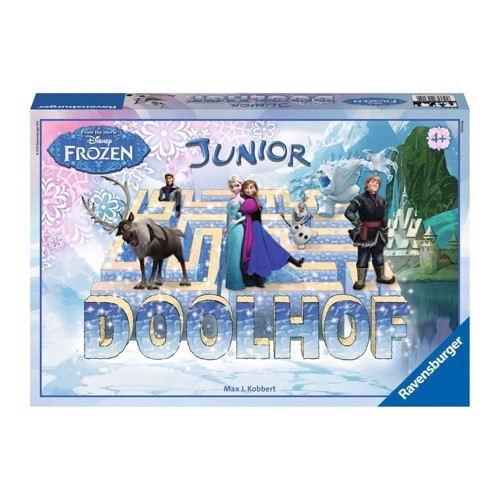 Image of   Ravensburger Disney Frozen Junior Maze