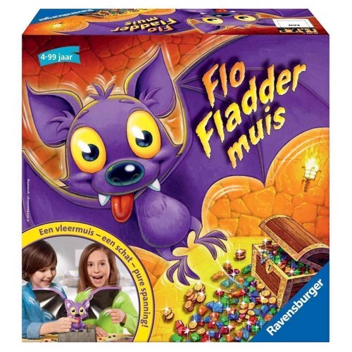 Image of   Ravensburger Flo Flutter Mouse