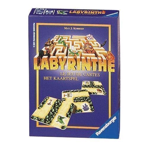 Image of   Ravensburger Labyrinthe The Card Game