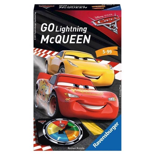 Image of   Disney Cars 3 pocket game