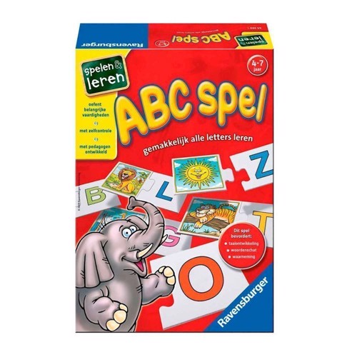 Image of   Ravensburger Abc Game