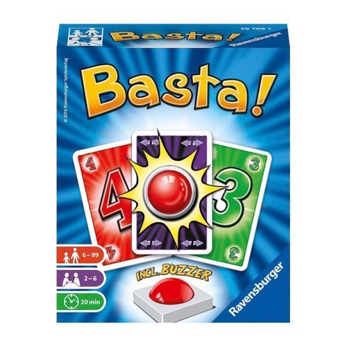 Image of   Ravensburger Basta