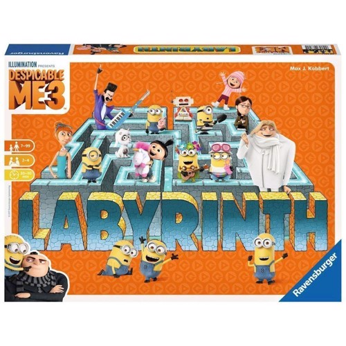 Image of Despicable Me 3 Labyrinth (4005556267415)
