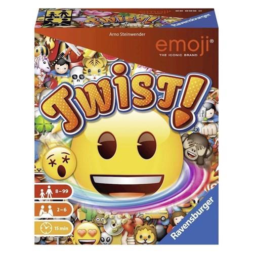 Image of   Ravensburger Emoji Twist
