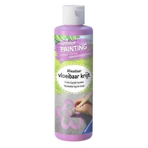 Image of   Ravensburger Bottle Outdoor Paint - Purple