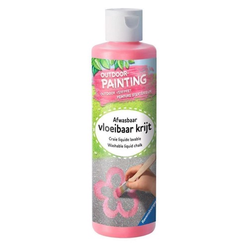 Image of   Ravensburger Bottle Outdoor Paint - Pink